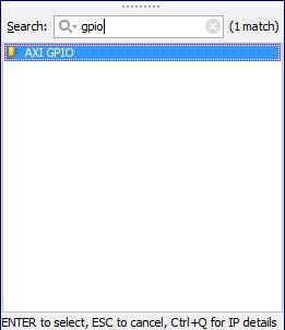 Adding GPIO