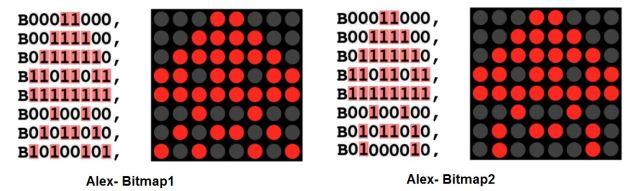 Alex's Bitmaps