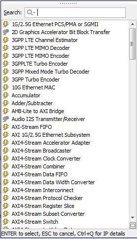 IP Catalog