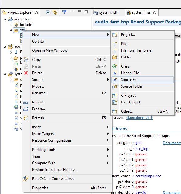 New C Source File – lab8.c