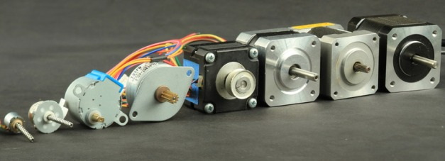 Different Types of Stepper Motors