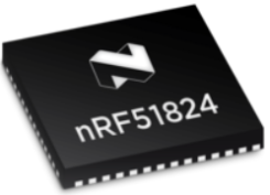 nRF51824 SoC By Nordic Semiconductor