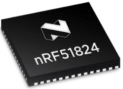 nRF51824 SoC By Nordic Semiconductor