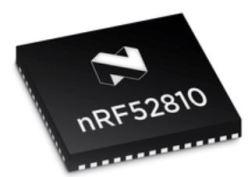 nRF52810 SoC By Nordic Semiconductor