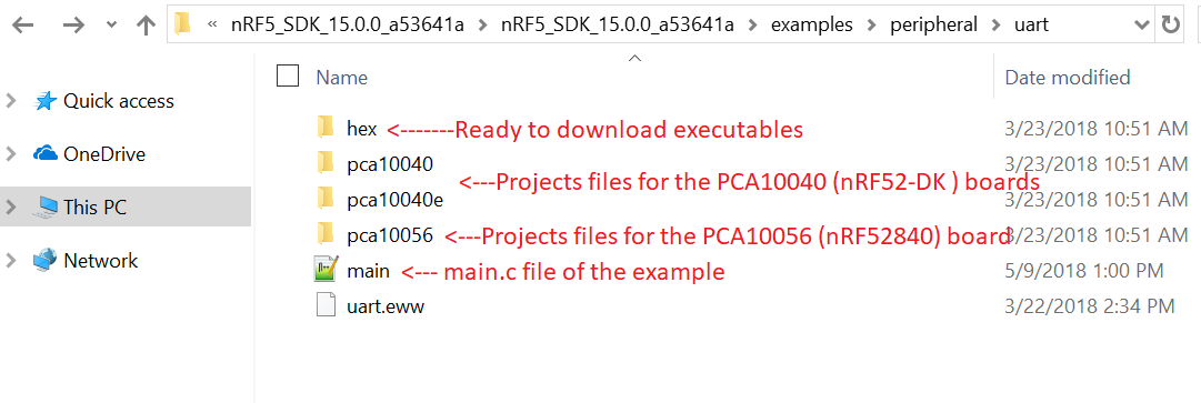 nRF5 Software Development Kit (SDK) tutorial | Embedded Centric