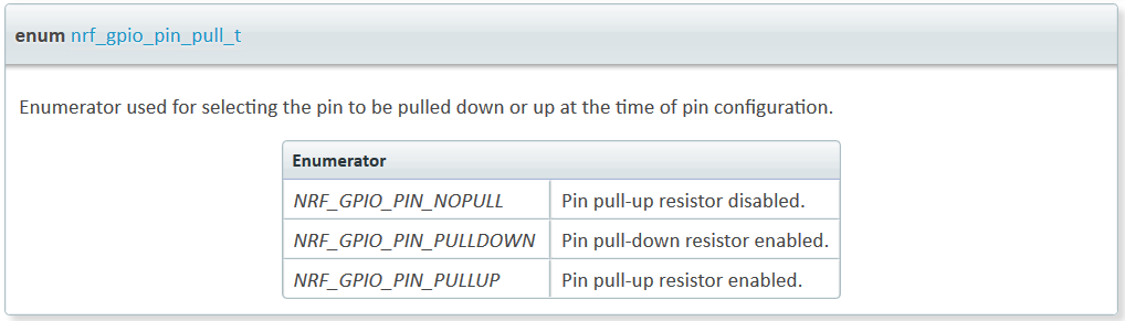 nRF5x GPIO tutorial | Embedded Centric