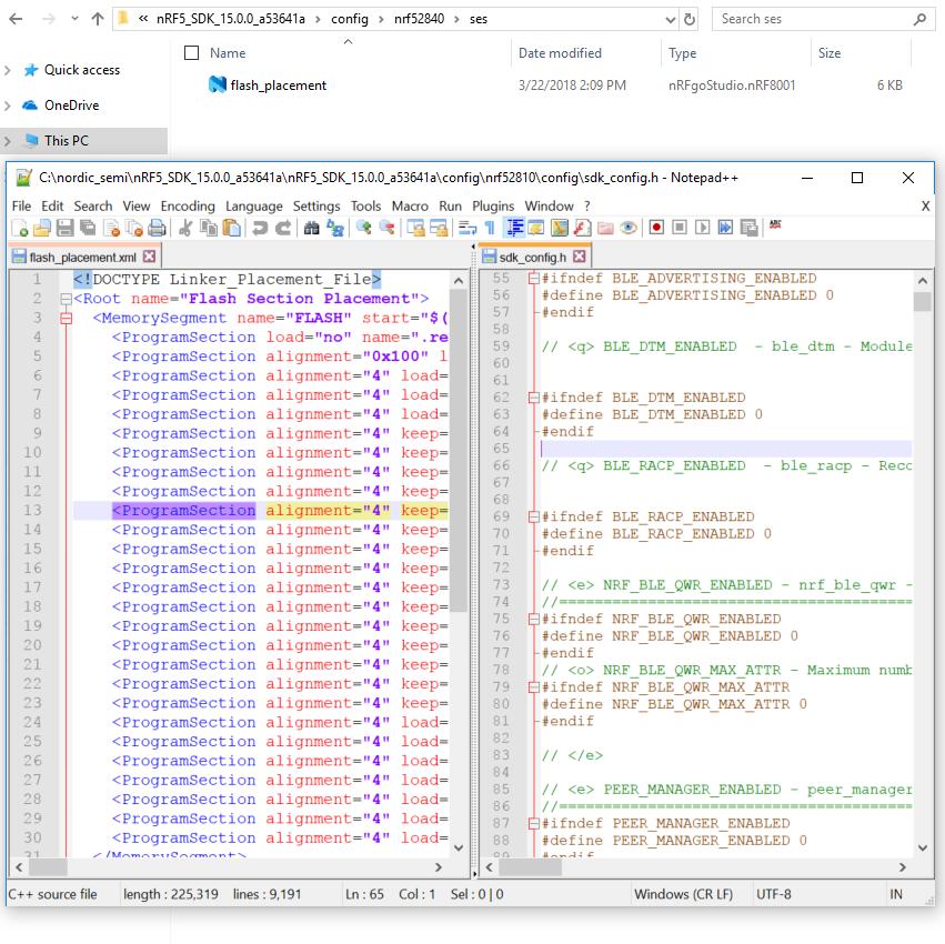 nRF5 Software Development Kit (SDK) tutorial   Embedded Centric